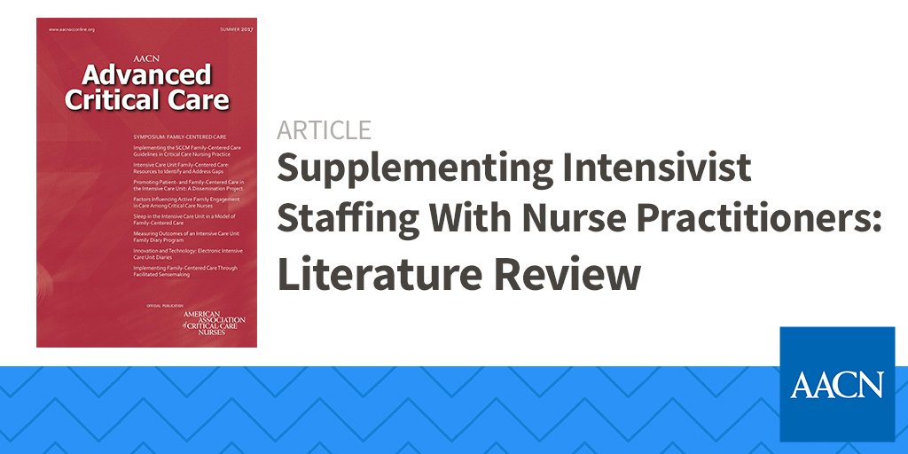 What does your hospital do to help integrate Nurse Practitioners into the ICU team? ACC explores:  http:// spr.ly/600387ztP  &nbsp;    #AACN #Journal <br>http://pic.twitter.com/knAnnLfUDl