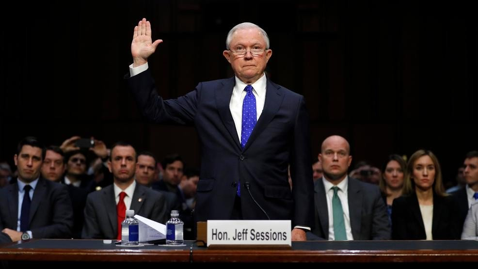 2016 election, Russian collusion allegations continue to dog AG Sessions https://t.co/M53FSNgUuV