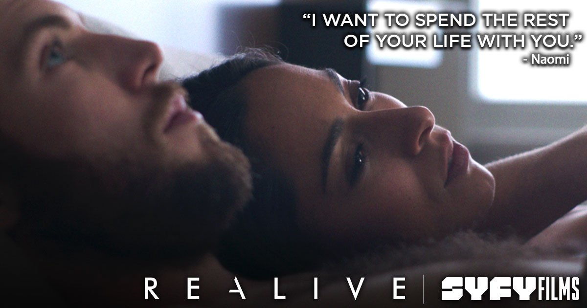 realive movie review