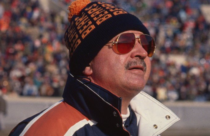 Not everyone was happy about Bears\ birthday message for Mike Ditka.