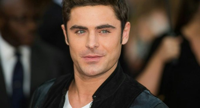 Happy birthday to the king of my heart, the man I love the most, this precious lil bean, American hottie Zac Efron.