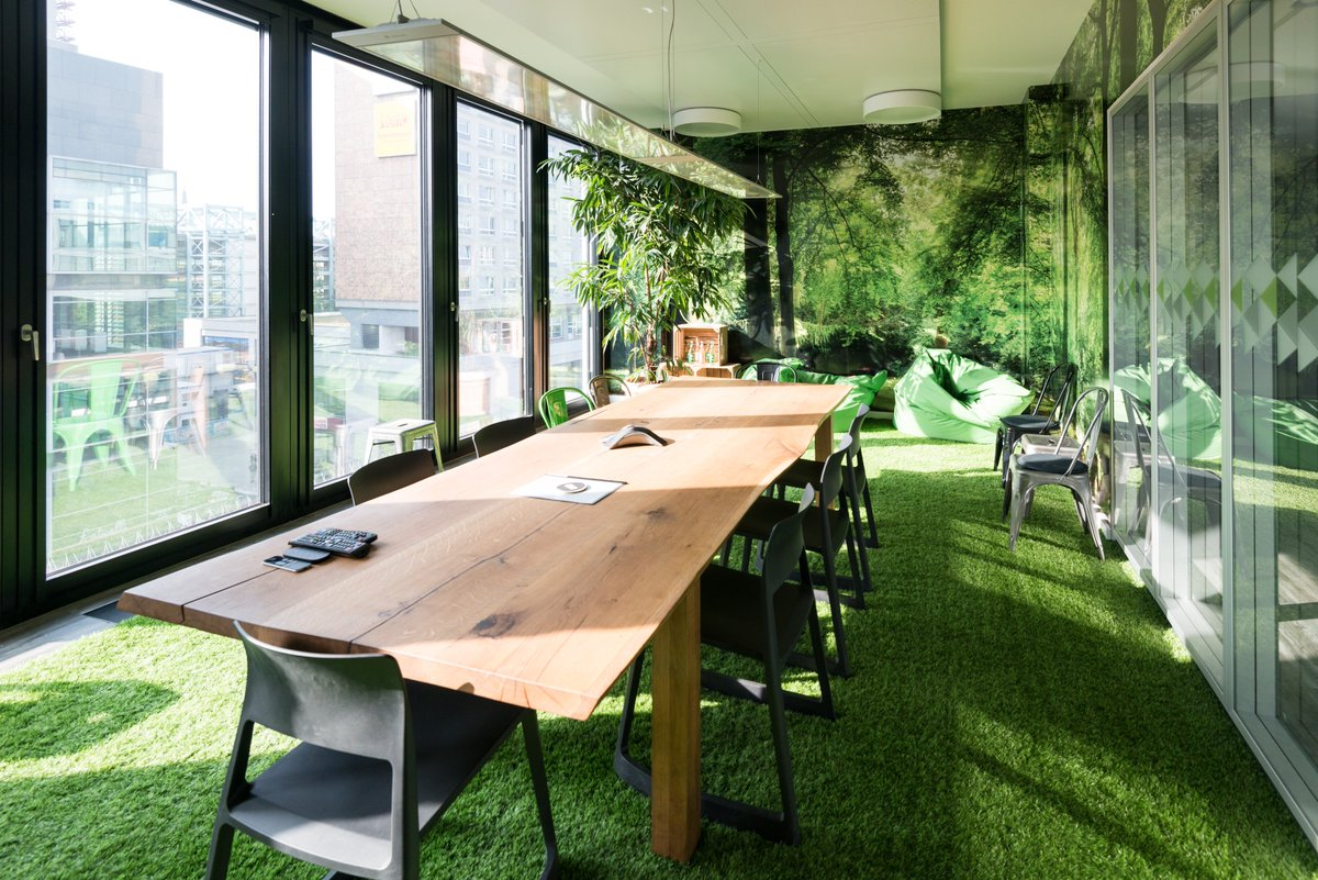 Join Us For A Stroll Through The Houzz Berlin Office In Our Latest Blog  Post!