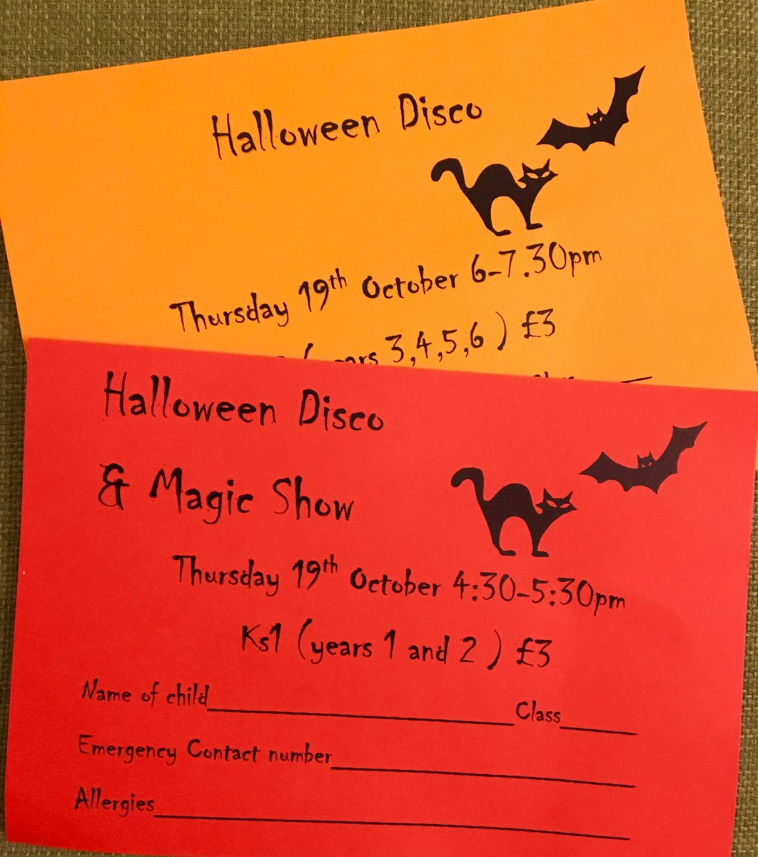 Not too late to get your disco tickets!  On sale before school tomorrow and at kids club #pa <br>http://pic.twitter.com/AgekiRwWB3