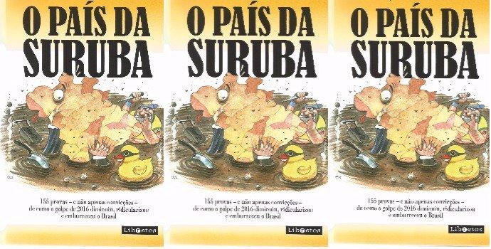 'O País da Suruba', um livro que retrata o Brasil pós-golpe, por Carlos Motta https://t.co/MDatSqhSMj