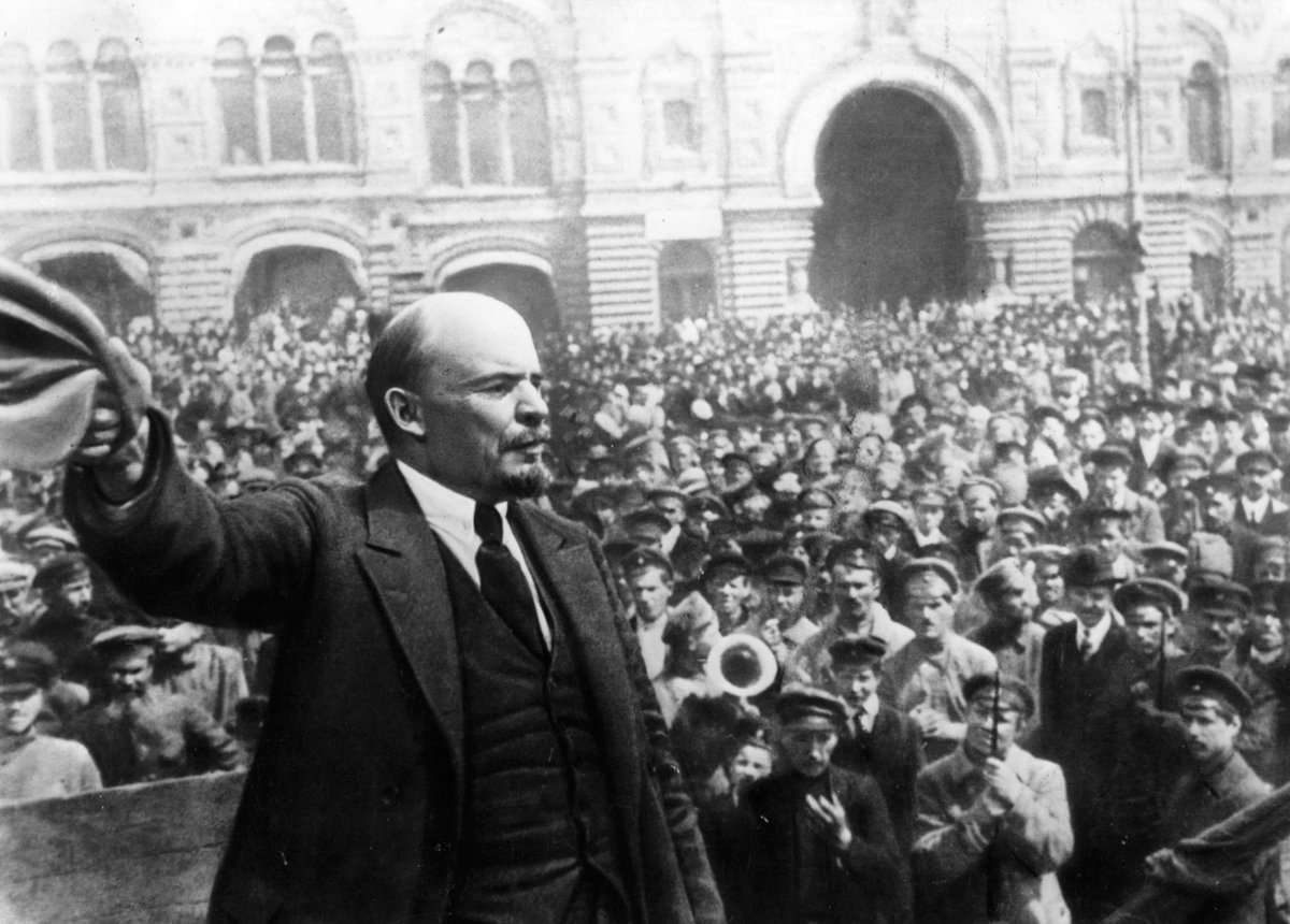 What Donald Trump learned from Vladimir Lenin about chaos in politics https://t.co/fJM3rinjM3