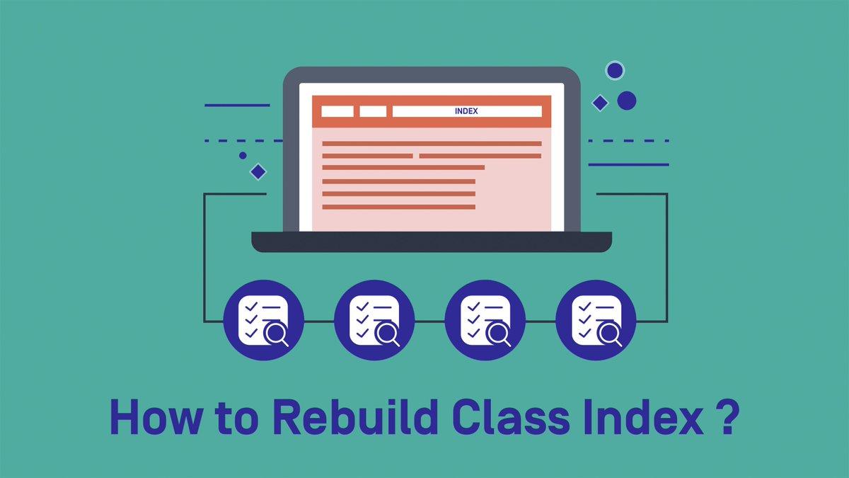 How to Rebuild Class Index #Indexing #Development #InterSystems #DataPlatform  https:// community.intersystems.com/post/rebuild-c lass-index &nbsp; … <br>http://pic.twitter.com/wRffiHT2hG