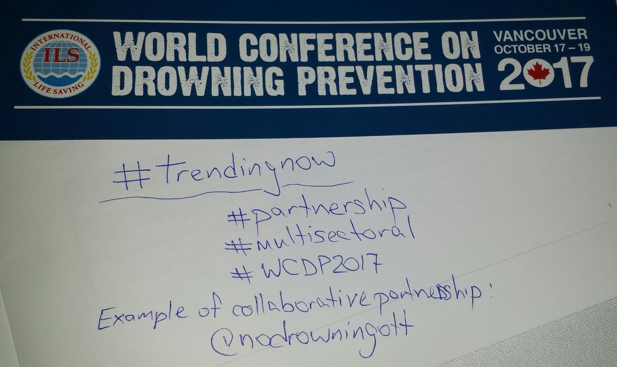 Day 2《 #TrendingNow exercise 》@wcdp2017 : Here are our top three hashtags !<br>http://pic.twitter.com/TF4y5cSRYW