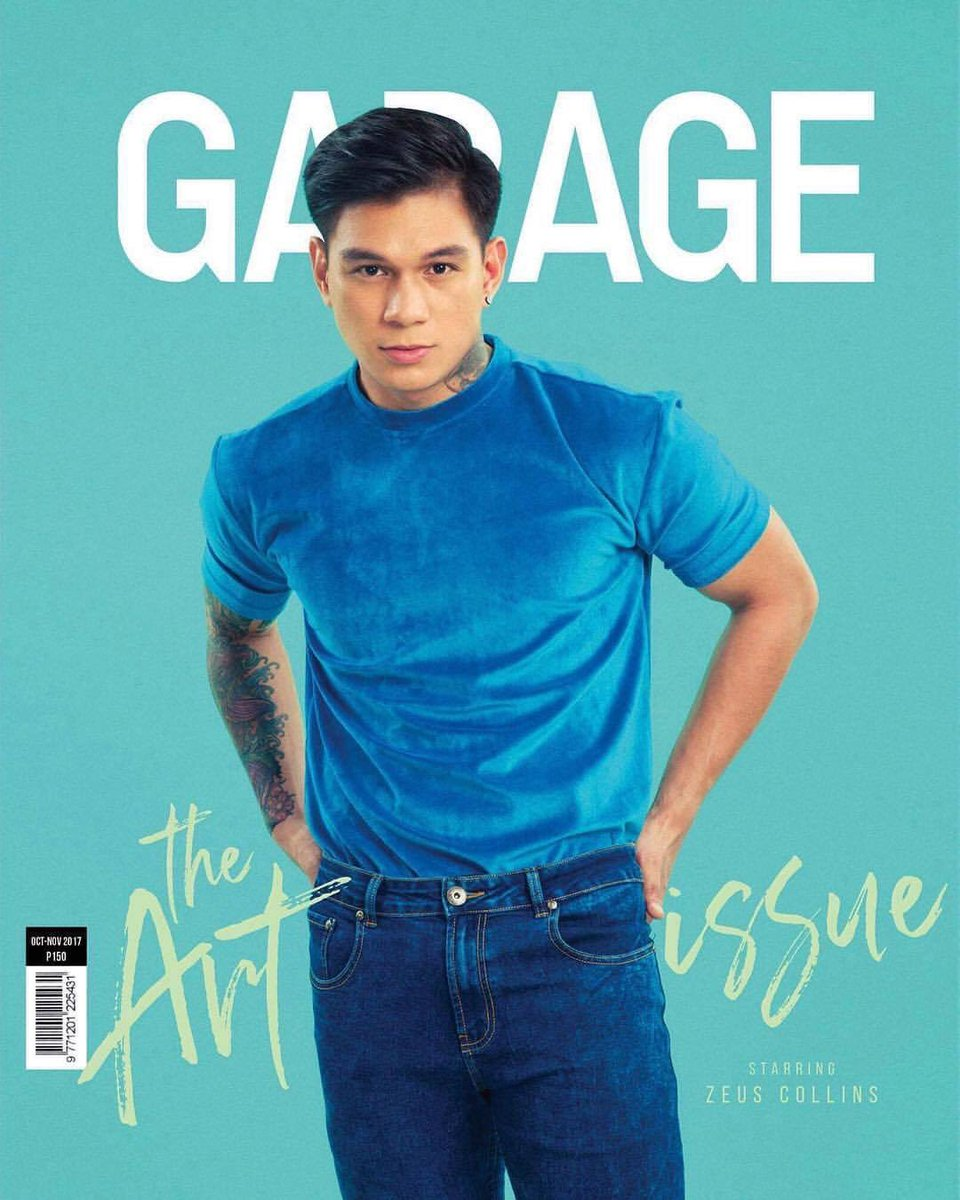 Grab a copy of Garage magazine  👉🏼the Art issue