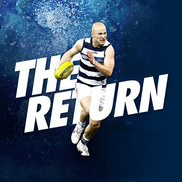 Welcome home, Gaz.  We've missed you.    #TheReturn https://t.co/5J7xosyoVM