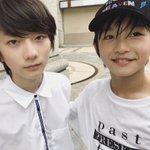 台湾在住の日本人エアくんとエランくん兄弟が尊すぎる………猫顔と犬顔の美少年……… @ea_eran …
