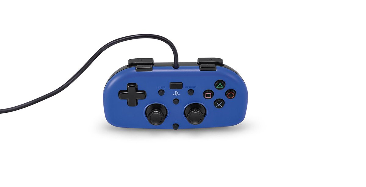 A PlayStation controller for those with smaller hands