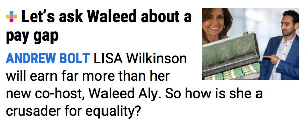 Sophie\'s Choice for the Andrew Bolt reader. Is it the woman or the Muslim we\'re meant to hate?