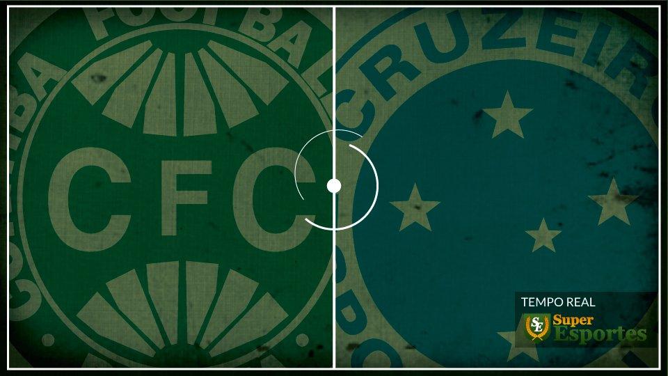 12min - Rafael Marques entrou no lugar de Rafael Sobis. Segue Coritiba 1x0 Cruzeiro https://t.co/az1nJpQprC