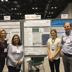 Members of the Stanford UDN site representing during the Wednesday poster session @ #ASHG17 https://t.co/9fbCSgeiay @MWheelerMD @euanashley