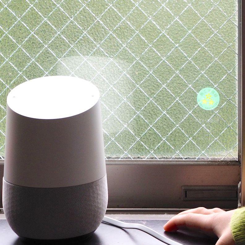 「オーケー・グルグル」でも大丈夫、Google Homeは子どもたちに大ウケ https://t.co/MaMdZnXmpF #GoogleHome #Google #hue