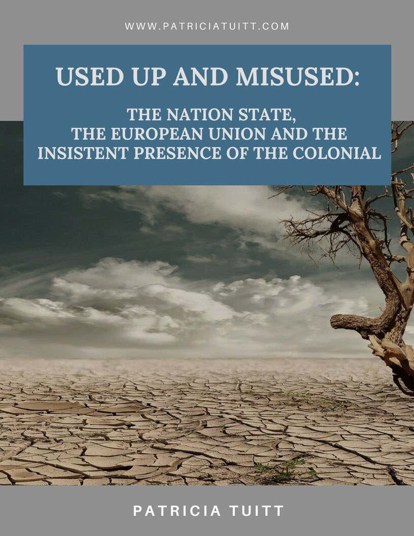 A short article on how the European Union was discovered. See #open access #law #academic  http://www. patriciatuitt.com  &nbsp;  <br>http://pic.twitter.com/8dYswzfu5q