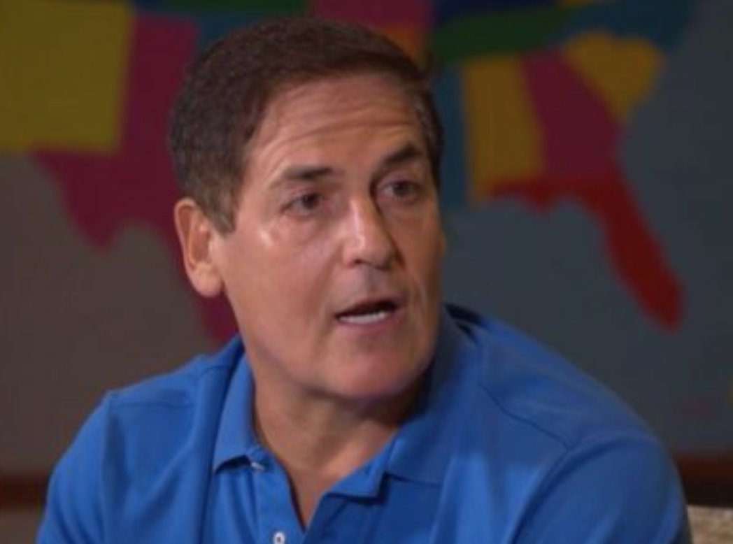 Mark Cuban Continues to Fan the Flames on a 2020 Run: 'I Think I Qualify' https://t.co/f40mrHObTr (VIDEO)