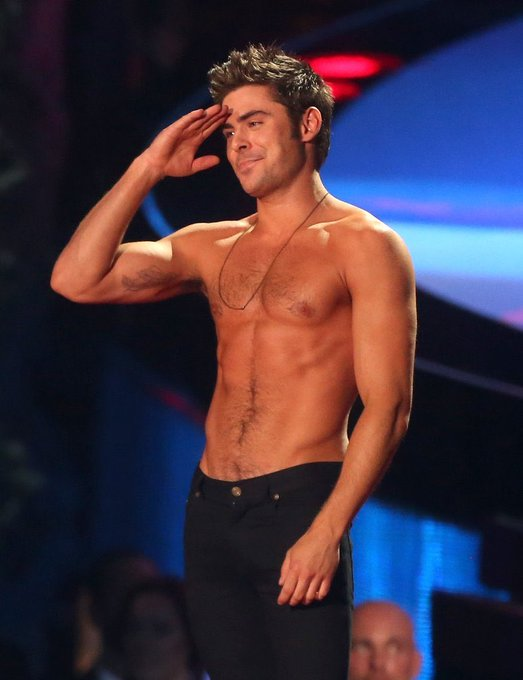 Happy Birthday Zac Efron! Today we celebrate you and your Jewish abs!!! .