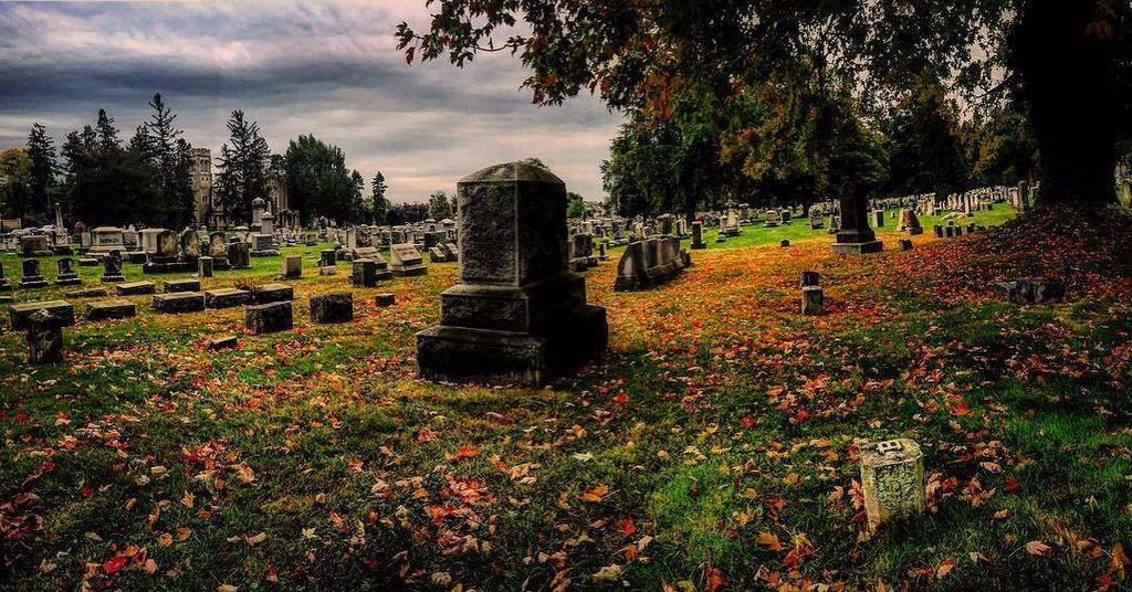 Autumn @ Mount Hope Cemetery #ROC  Photo by @JonLewisMusic. #ThisIsROC #RochesterNY #ISpyNY<br>http://pic.twitter.com/7V18tL65qq