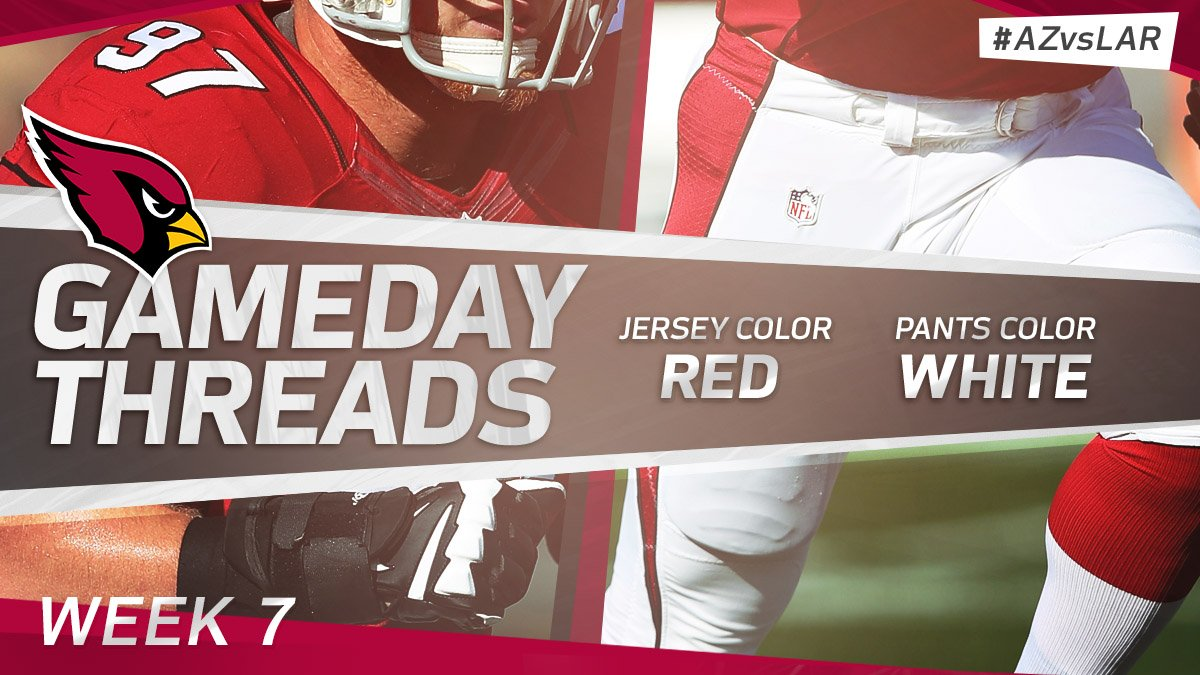 Red on white in front of the #BritishBirdGang Sunday.