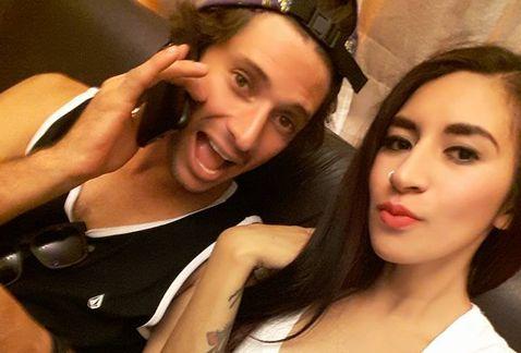 Buscan a Mario Sáenz, skater acusado de asesinar a su novia en hotel d...