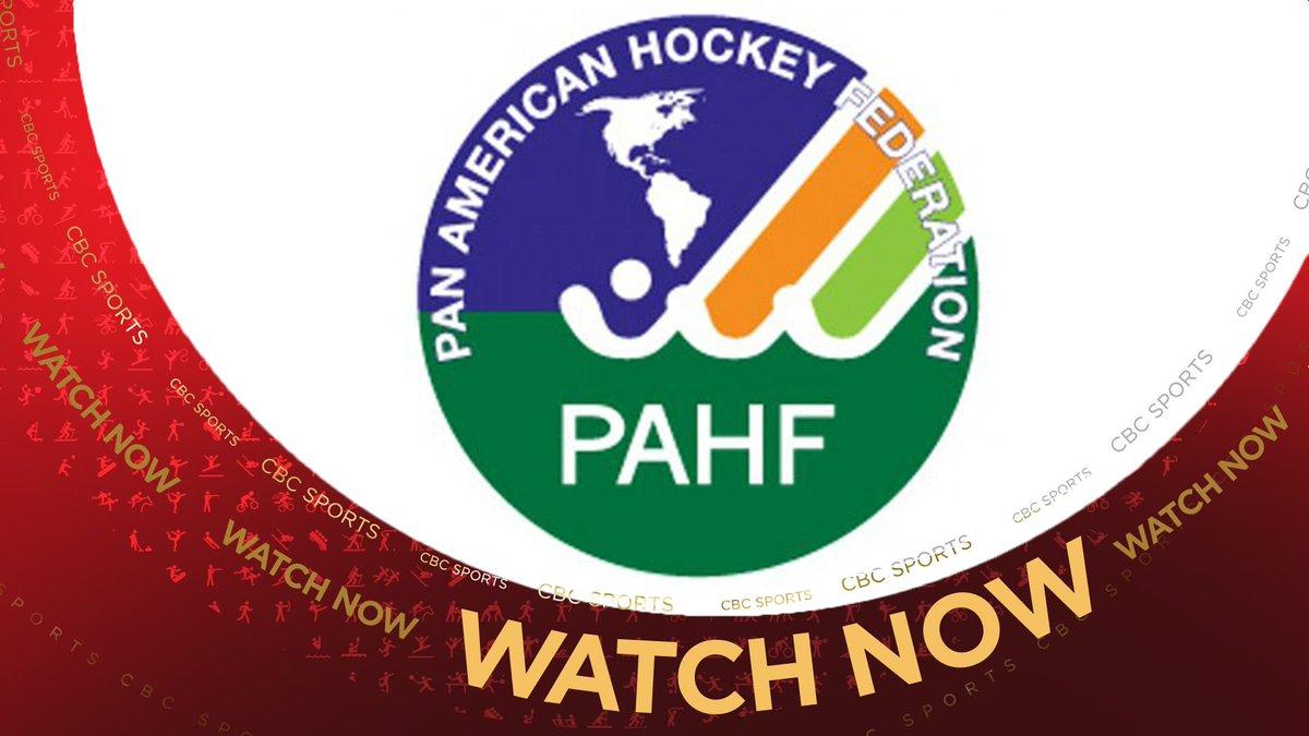 WATCH NOW   2017 Indoor Field Hockey Pan American Cup: Men's - Argentina vs Canada https://t.co/7So46NOiDb