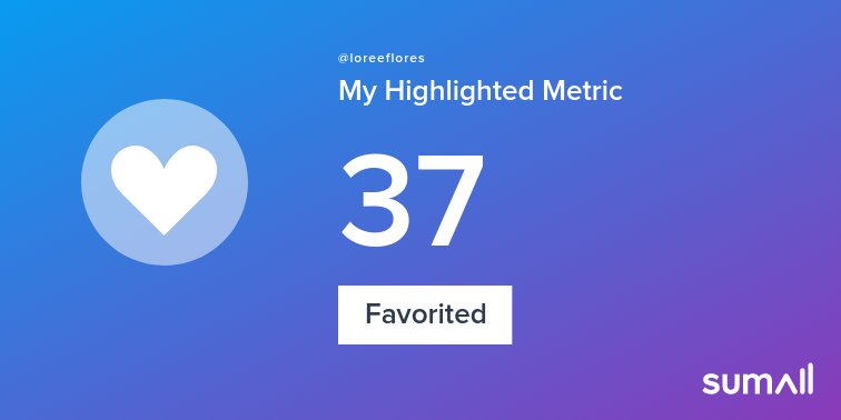 My week on Twitter 🎉: 7 Mentions, 37 Favorited, 13 Retweets, 6.72M Retweet Reach, 6 Replies. See yours with https://t.co/ePsUu1eqEw