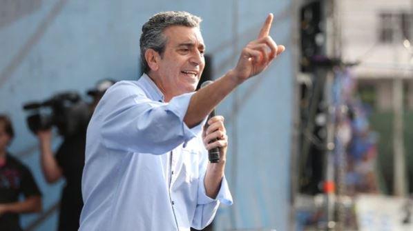 Florencio Randazzo suspendió el cierre de su campaña en Chivilcoy http...