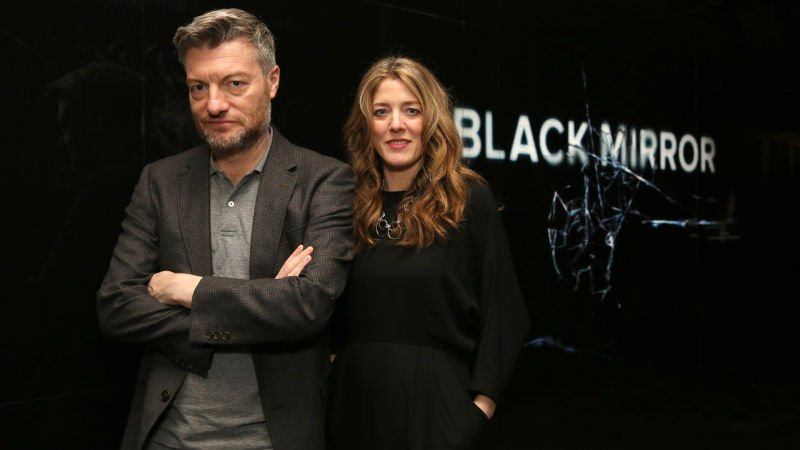 The makers of Black Mirror on season four, the dystopian present, and getting tricked into liking Game of Thrones https://t.co/NFlsr8D9mD