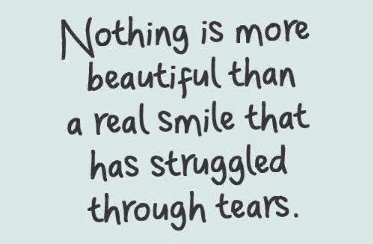 Those of us who have withstood the storm of #mentalillness and #depression are the most #beautiful people in the world. #youareloved #Smile<br>http://pic.twitter.com/c0hSSDx7kf