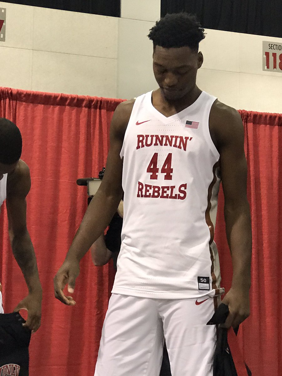 top fashion 9d060 cdedd New UNLV Basketball Uniforms - Page 5 - MWC Sports Forum ...
