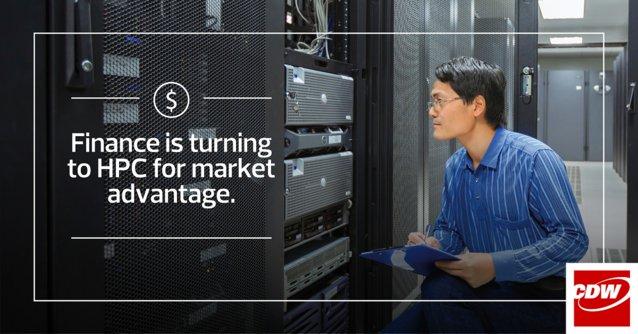 .@CDW_Finance shares how #HPC gives #finserv firms a competitive edge #fintech #datacenter  https:// dy.si/jpsFZ  &nbsp;   #cdwsocial<br>http://pic.twitter.com/KAjAPwOWV0