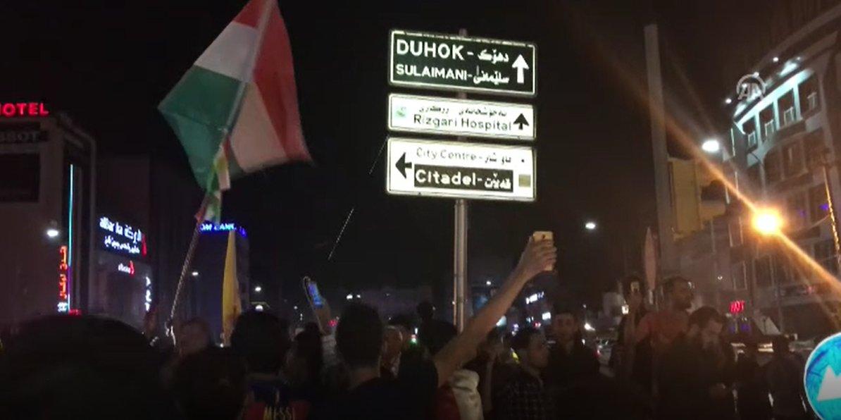 IKYB: Erbil'de hiçbir askeri hareketlilik konusu değildir https://t.co...