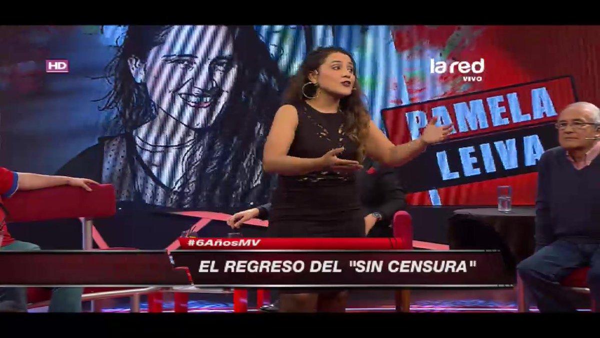 Pamela Leiva dejó a todos con la boca abierta con su rutina #6AñosMV -...
