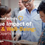 What do you need for a successful #wellness program? Get tips from leading experts for program success: https://t.co/7yEwLGDIhJ