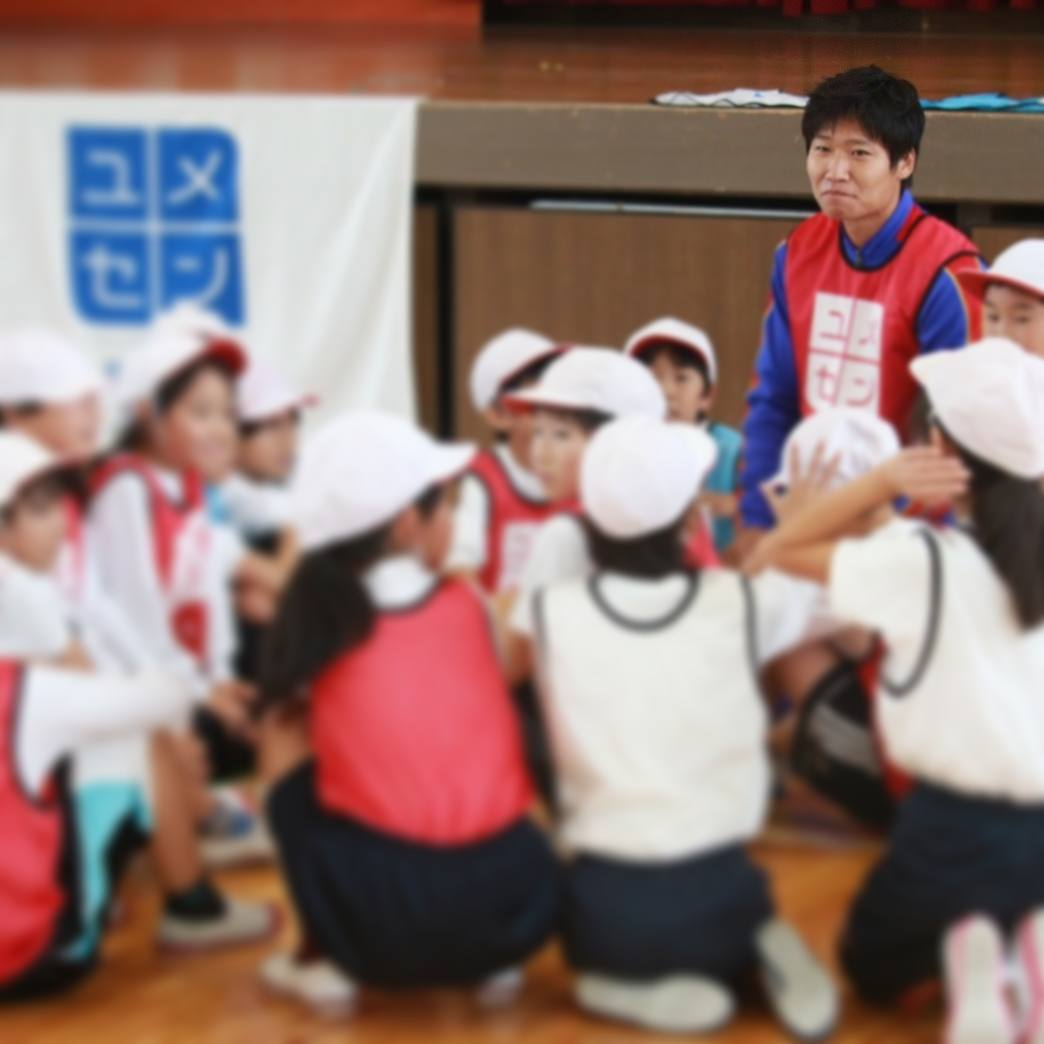 "Akihiko NAKAMURA på Twitter: ""中津川市立西小学校に#夢の教室 に行っ ..."