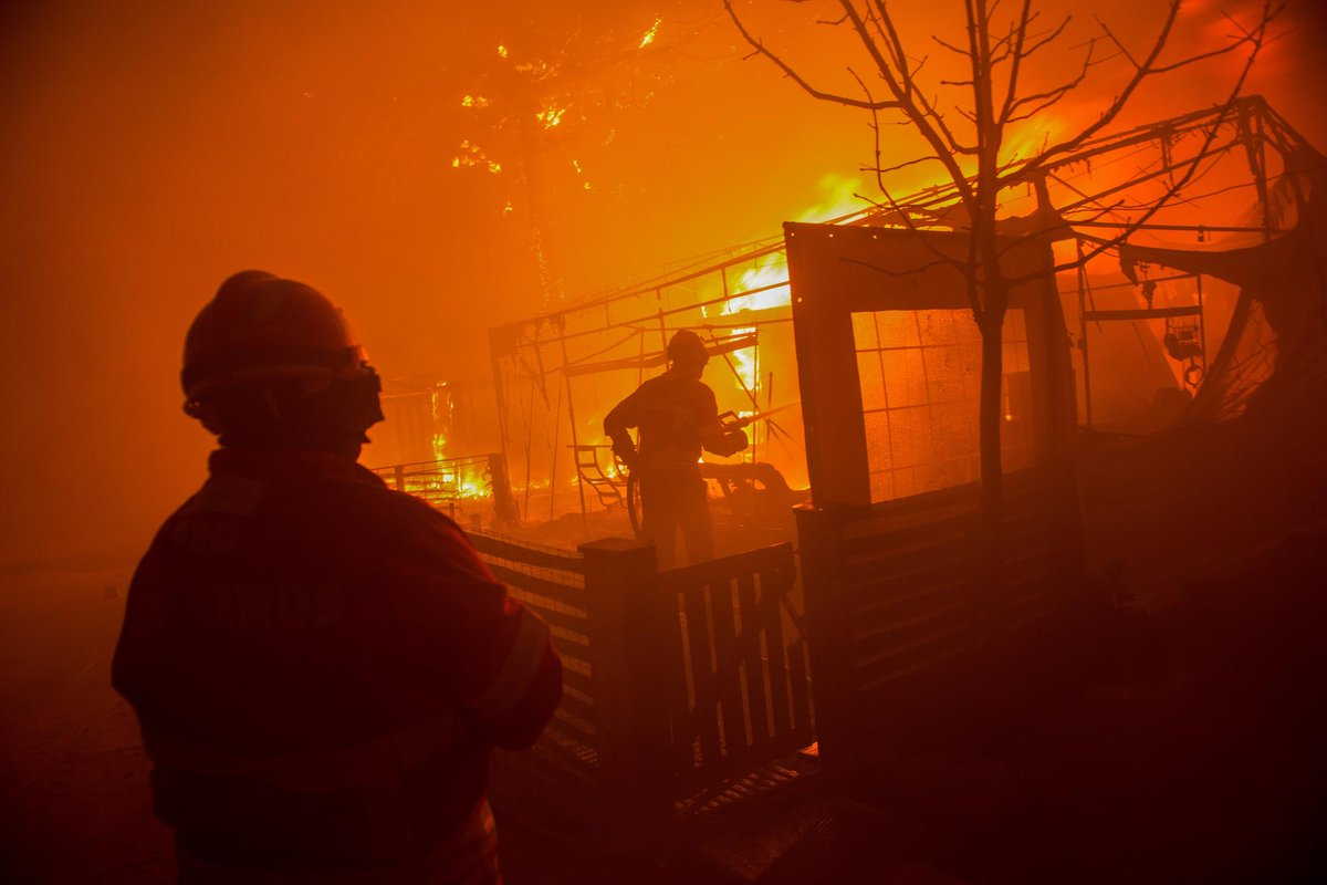 Portugal: interior minister resigns after wildfires kill 100 https://t.co/hROkqYYGUR