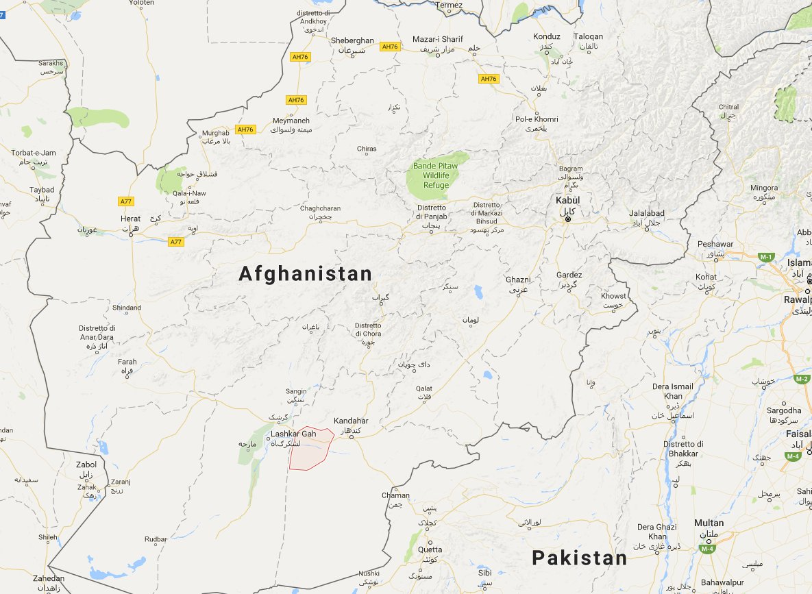 NEWS/ #Afghanistan 40 morti in doppio at...
