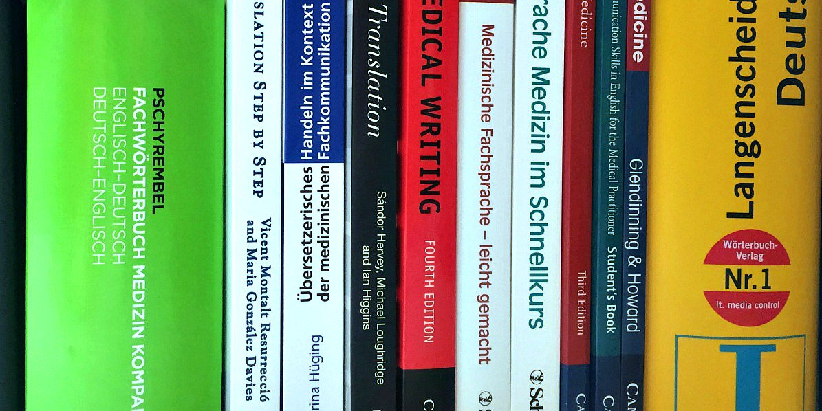 Recommended books on medical translation and writing:  http:// bit.ly/2iOMe11  &nbsp;   #xl8 #medcomms #medxl8 by @TranslateClinic<br>http://pic.twitter.com/Mt9QHmG61Q