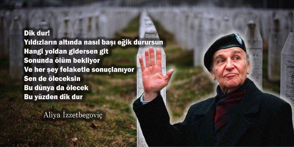 Vefatının 14. yılında Bilge Kral #Aliyaİ...
