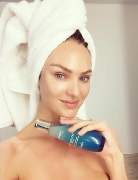 Happy birthday ! Zoom sur la routine beauté du top --->