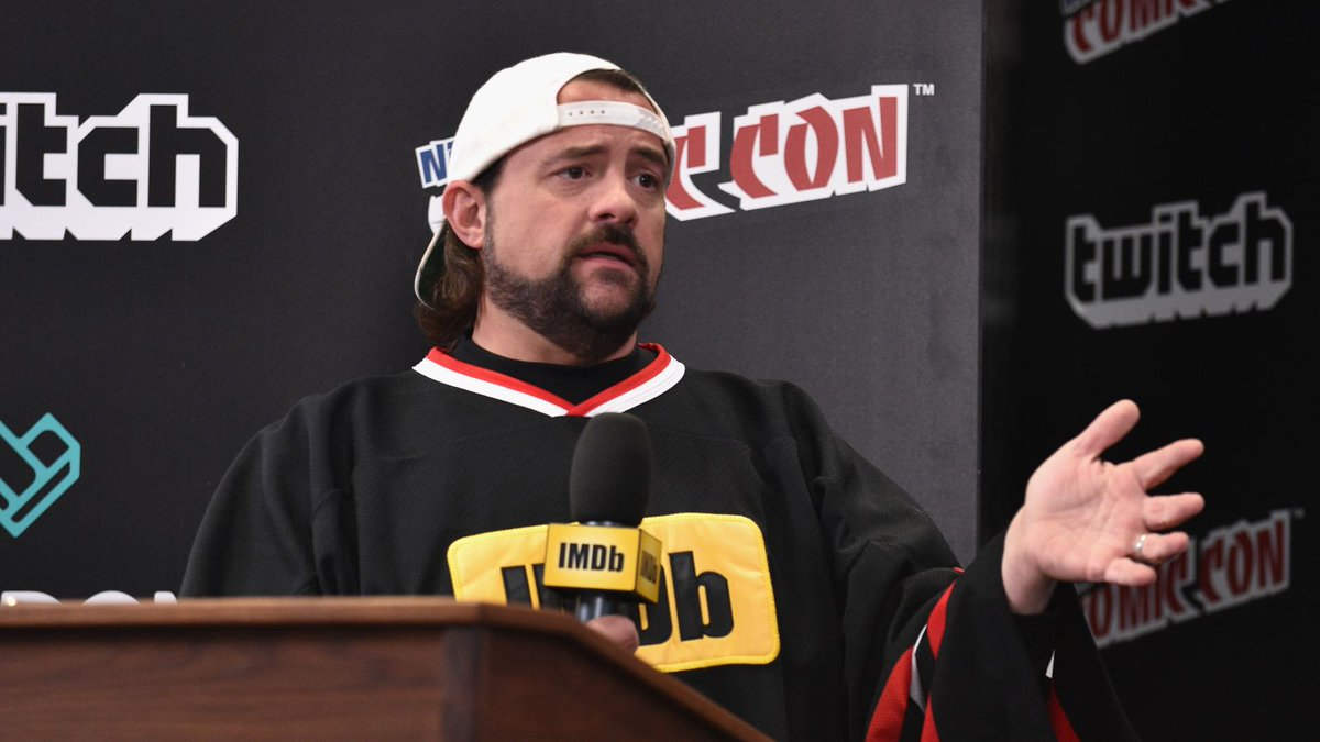 Kevin Smith is donating his Weinstein re...