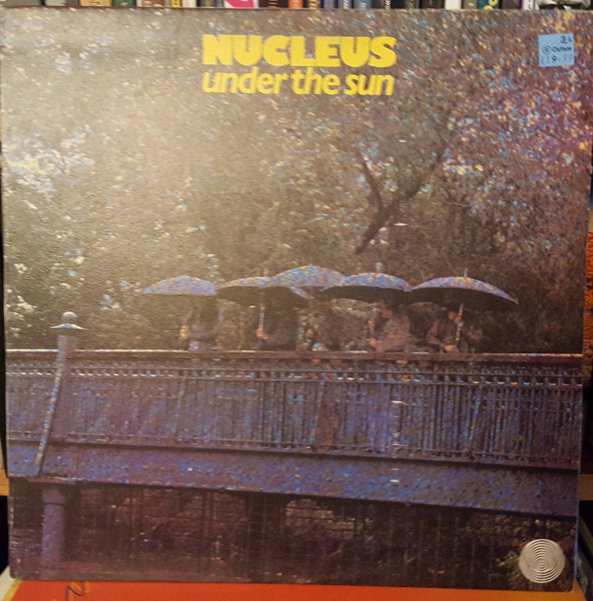 Local Oxfam has had a run on Nucleus. Th...
