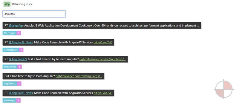 5 Angularjs Twitter Search Examples Angular News