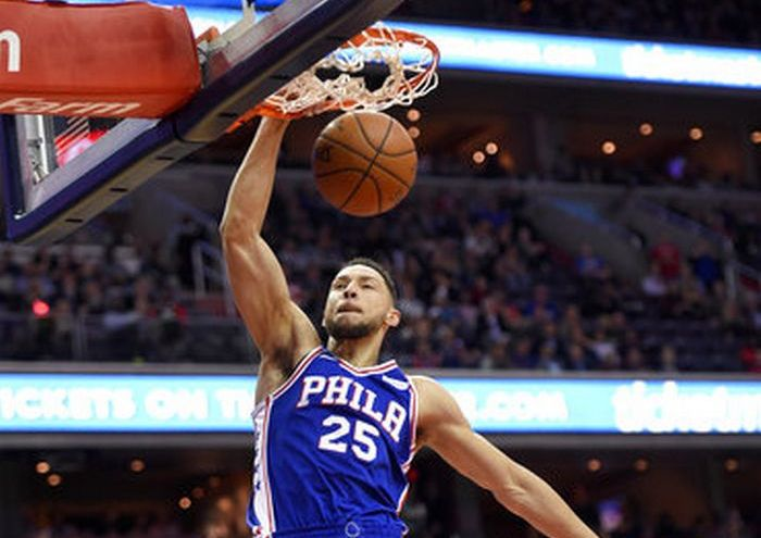 the reading eagle on twitter 76ers fall to wizards in first game of season. Black Bedroom Furniture Sets. Home Design Ideas