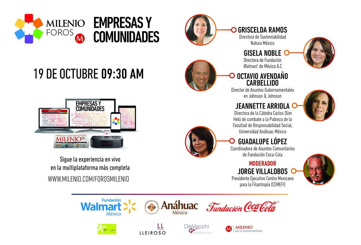 #EmpresasYComunidades, el tema del que hablaremos en la próxima edició...