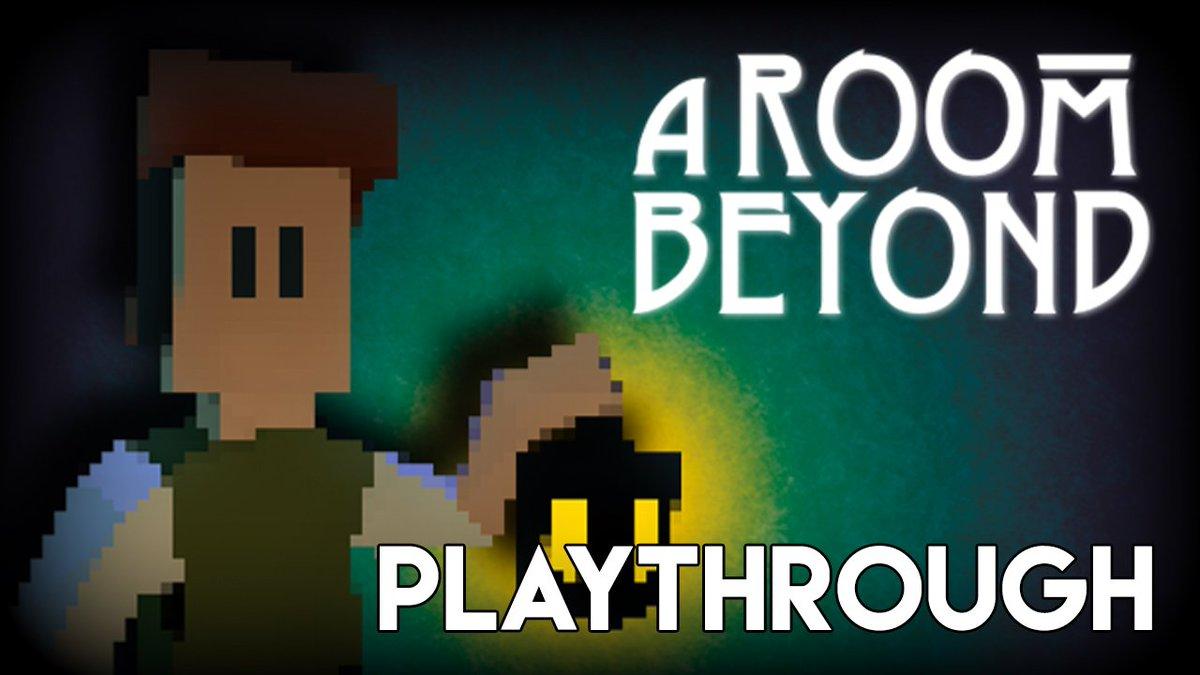 Chapter 1 #Walkthrough of A Room Beyond #indiegame #pointandclick #adventure #mystery #videogame #smallyoutuber   https:// youtu.be/c9u-jLVvsaI  &nbsp;  <br>http://pic.twitter.com/gyFqoyfXAk