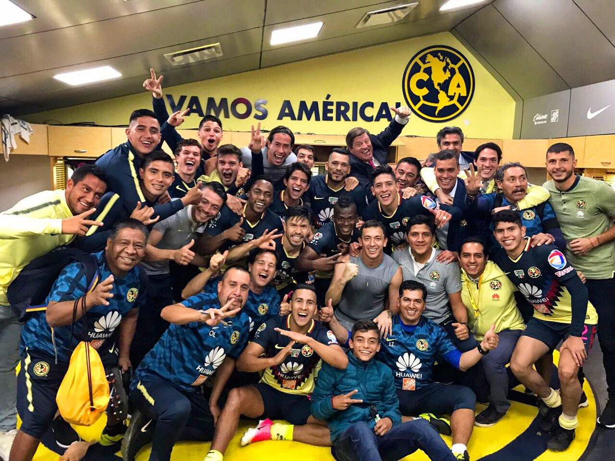 #HoyGanamos el #ClásicoNacional 🦅 https:...