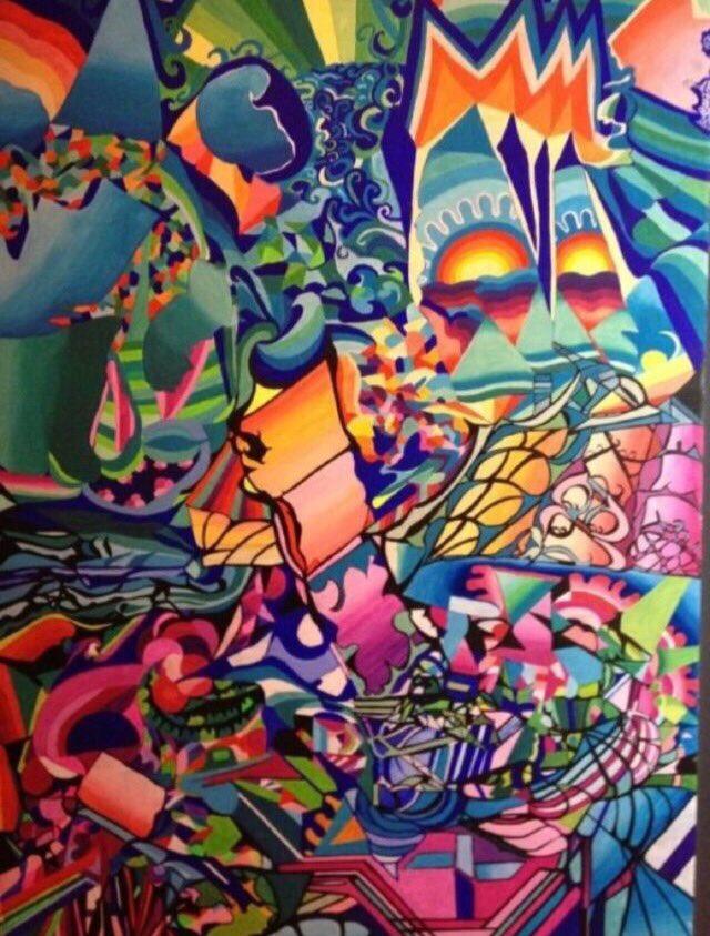 WONDERLAND Acrylic on recycled material cm 245 x 70 #art #artlove #contemporaryart #abstractart #acrylicpainting #artwork #ArtBasel <br>http://pic.twitter.com/La5U75LWDS