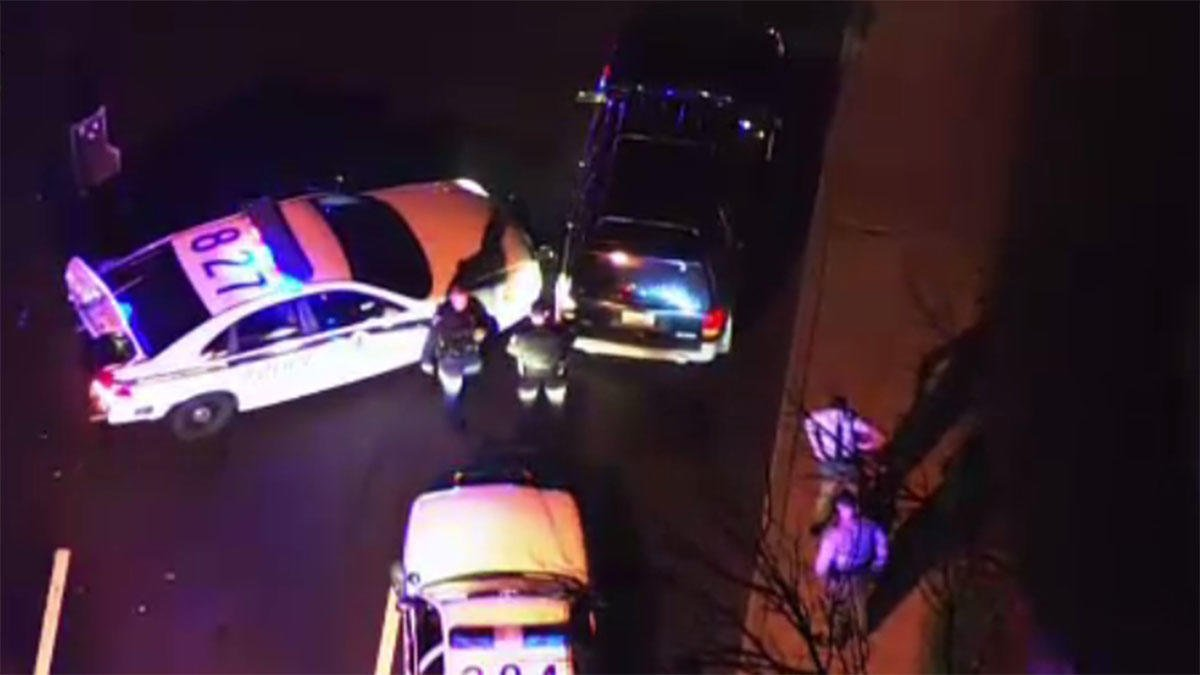 Hit-and-Run Driver Strikes Md. Police Cruiser; Officer Hurt https://t.co/OOX96By4hs #DC